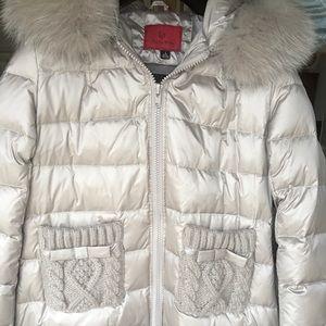 Jackets & Blazers - Beautiful grey/silver winter coat
